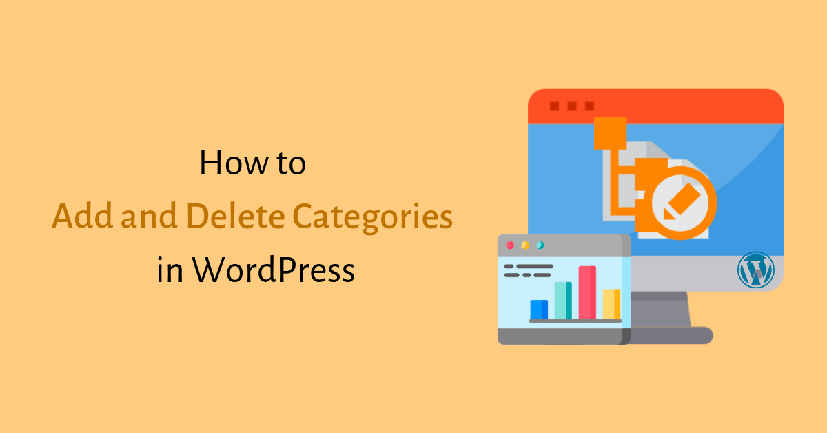 How to Add and Delete Categories in WordPress