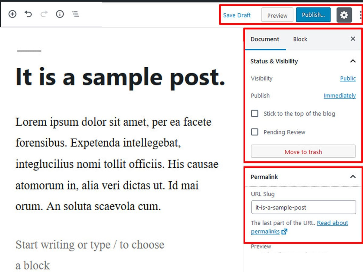 Save-and-Publish-New-Post-in-WordPress