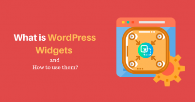 What is WordPress Widgets and How to use them?