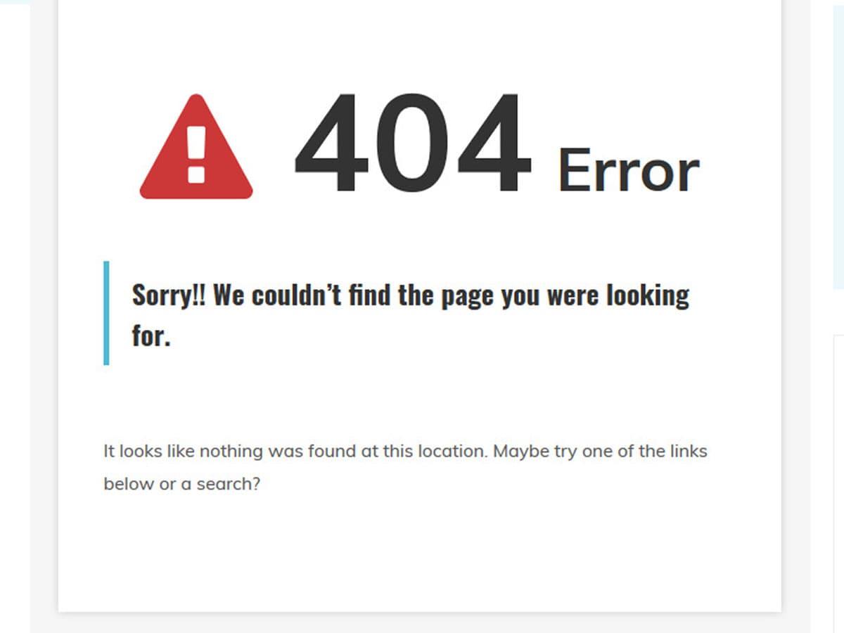 WordPress-Admin-Login-404-Issue