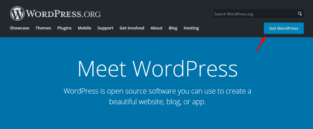 install WordPress using WAMP