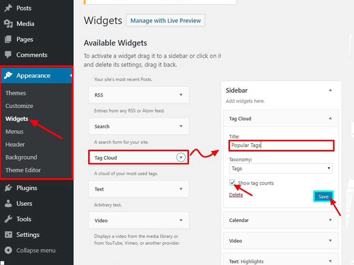Display-tags-in-WordPress