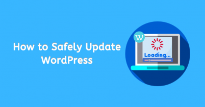 How to Safely Update WordPress