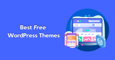 15+ Best Free WordPress Themes (2020)