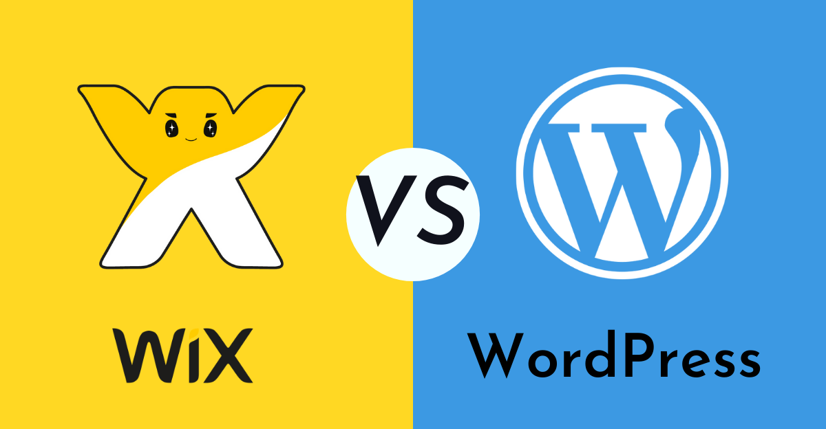 Wix Vs WordPress-Which One Should You Choose