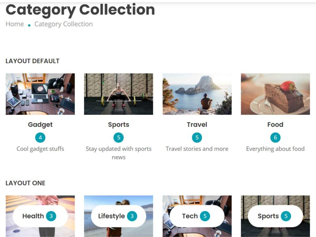 Category-Collection