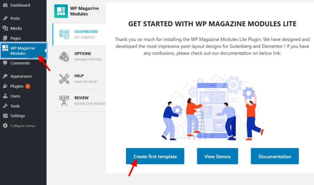 WP Magazine Modules Plugin Review