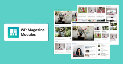 How To Create Layouts in WordPress: WP Magazine Modules Plugin Review