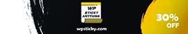 WP Sticky - 30% OFF